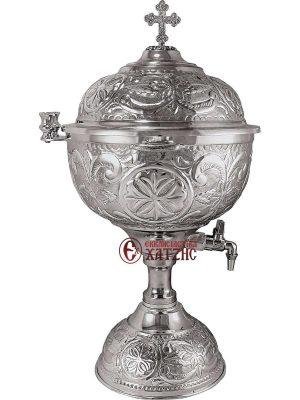 Κολυμπήθρα Αγιασμού Χρώμιο 104-863