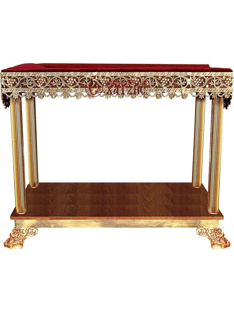 Τραπέζι Βαπτίσεως Αλουμινίου 114-950