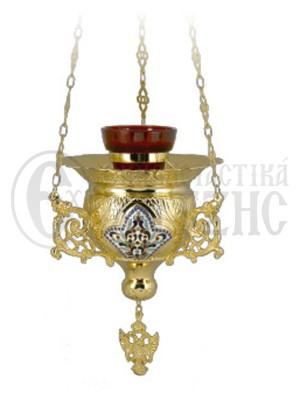 Καντήλι Βυζαντινό Σμαλτάκια Α