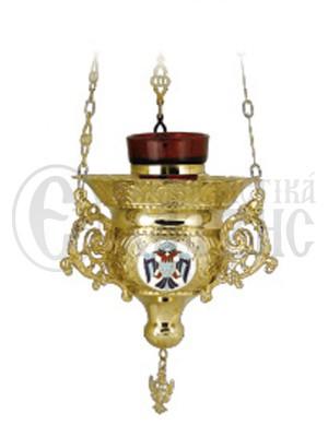 Καντήλι Βυζαντινό Σμαλτάκια Β
