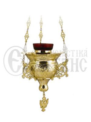 Καντήλι Βυζαντινό Επίχρυσο
