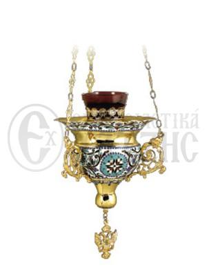 Καντήλι Βυζαντινό Σμάλτινο