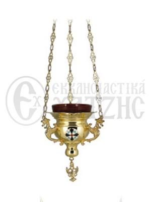 Καντήλι Βυζαντινό Σμαλτάκια Γ