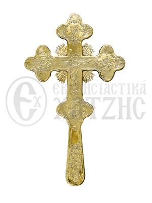Σταυρός Ευλογίας Βυζαντινός Χαρακτός Β