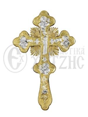 Σταυρός Ευλογίας Βυζαντινός Ανάγλυφος