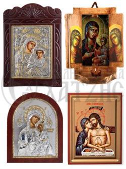 Βυζαντινές Ορθόδοξες Εικόνες
