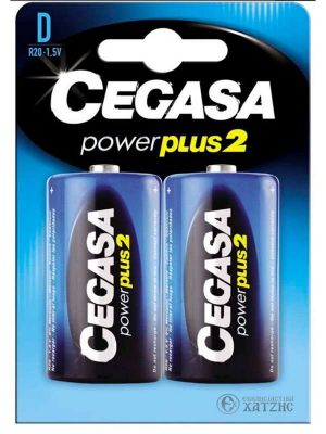 Μπαταρίες CEGASA Power Plus 2 D