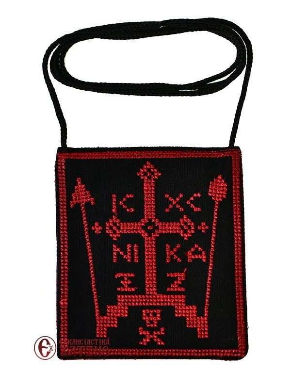 Μοναχικό Σχήμα Σταυροβελονιά
