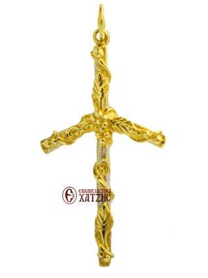 Σταυρός Ασημένιος της Αγίας Νίνας
