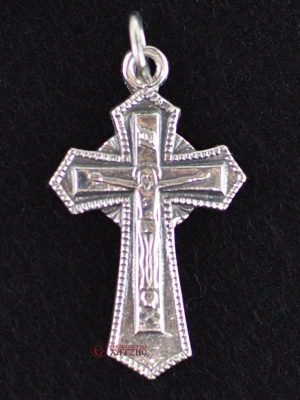 Σταυρός Λαιμού Ασημένιος Α 001