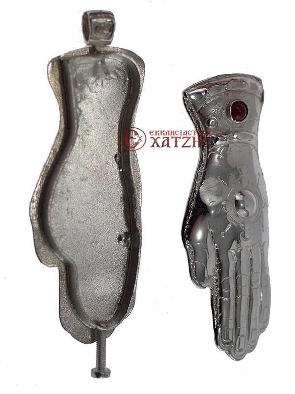 Μενταγιόν Χεράκι Λειψανοθήκη Λ 002
