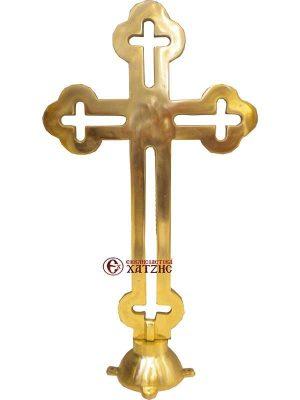 Σταυρός Τρούλου Μασίφ Μπρούτζινος 014