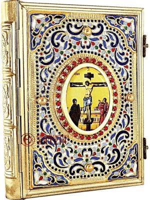 Ευαγγέλιο Σμάλτο 28-244