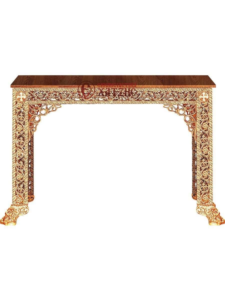Τραπέζι Αλουμινίου 114-952