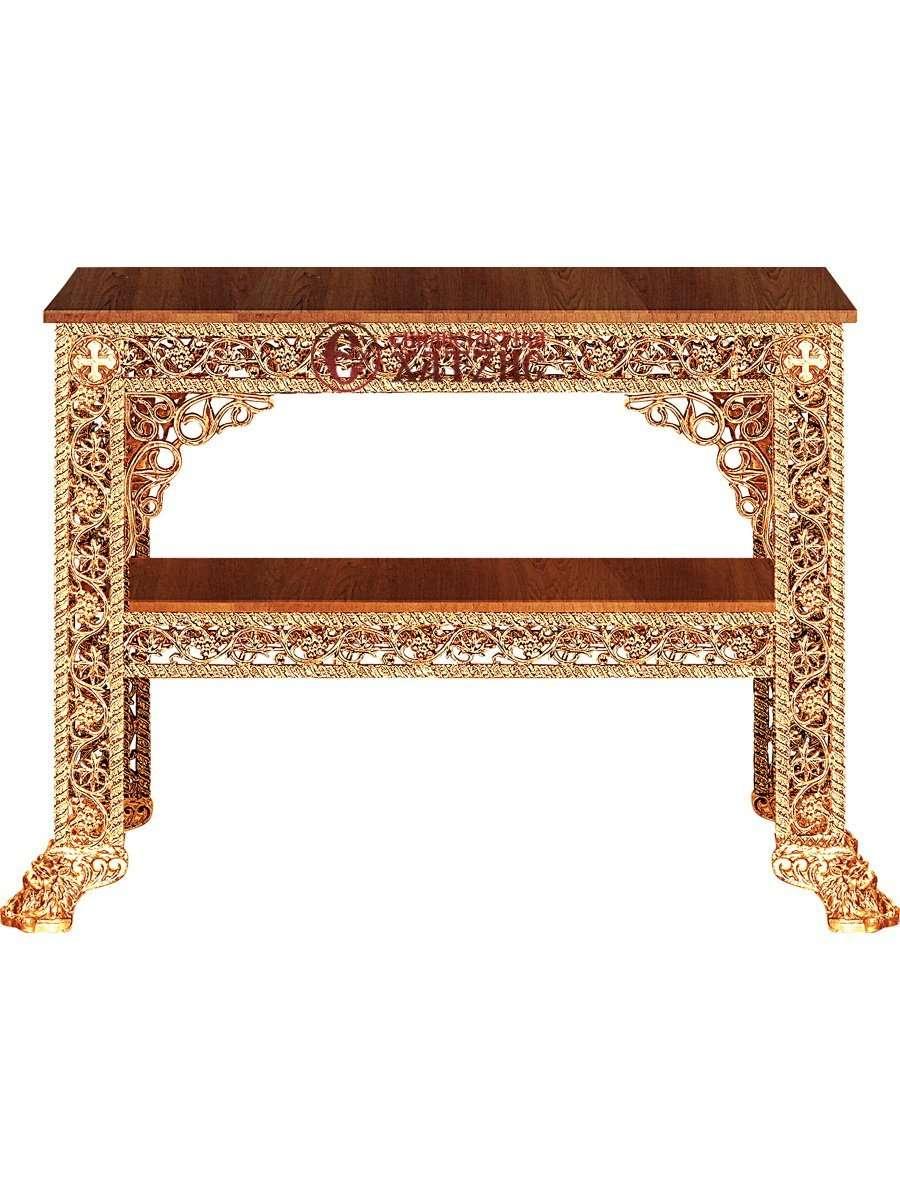 Τραπέζι Αλουμινίου 114-953
