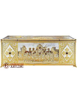 Λειψανοθήκη - Λάρνακα Παραστάσεις Δίχρωμη 127-1015