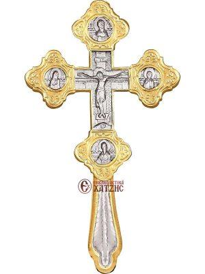 Σταυρός Ευλογίας Δίχρωμος 69-634