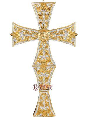 Σταυρός Ευλογίας Δίχρωμος 70-640
