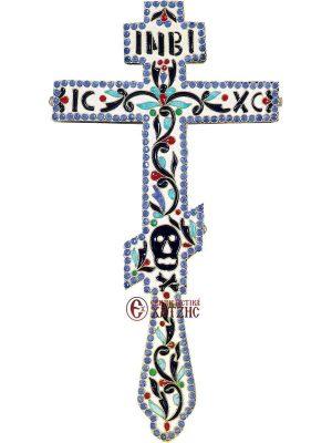 Σταυρός Ευλογίας Σμάλτο 70-646