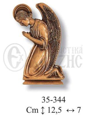 Άγγελος Δεξιός Μικρός Μπρούτζινος