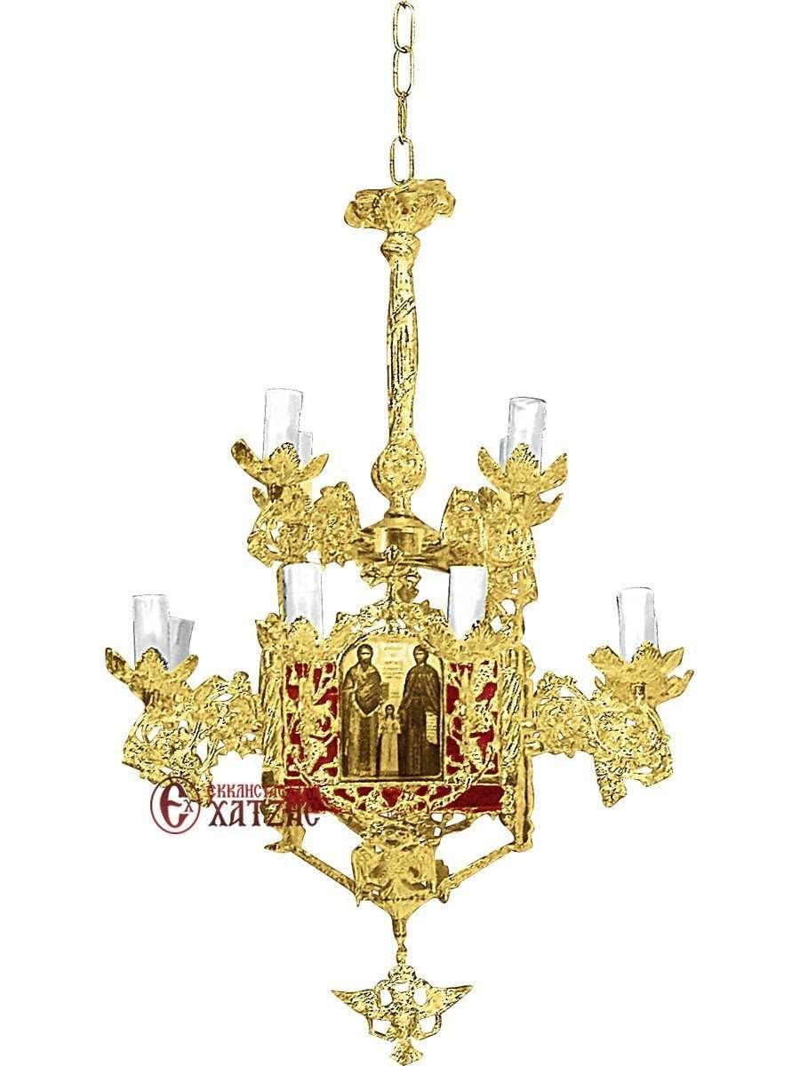 Πολυέλαιος Βυζαντινός Επίχρυσος 93-769