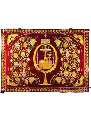Κάλυμμα Δισκοπότηρου Παλαιοχριστιανικό Σετ
