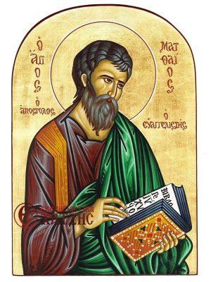 Απόστολος Ματθαίος Αγιογραφία