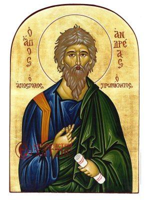 Απόστολος Ανδρέας Αγιογραφία