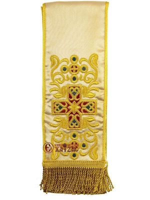 Κορδέλα Ευαγγελίου Κεντημένη 1477-2