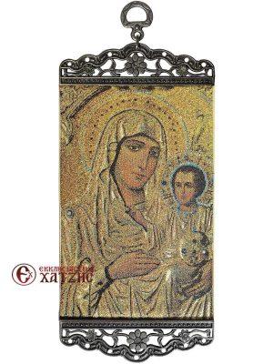 Παναγία η Ιεροσολυμίτισσα Υφαντό