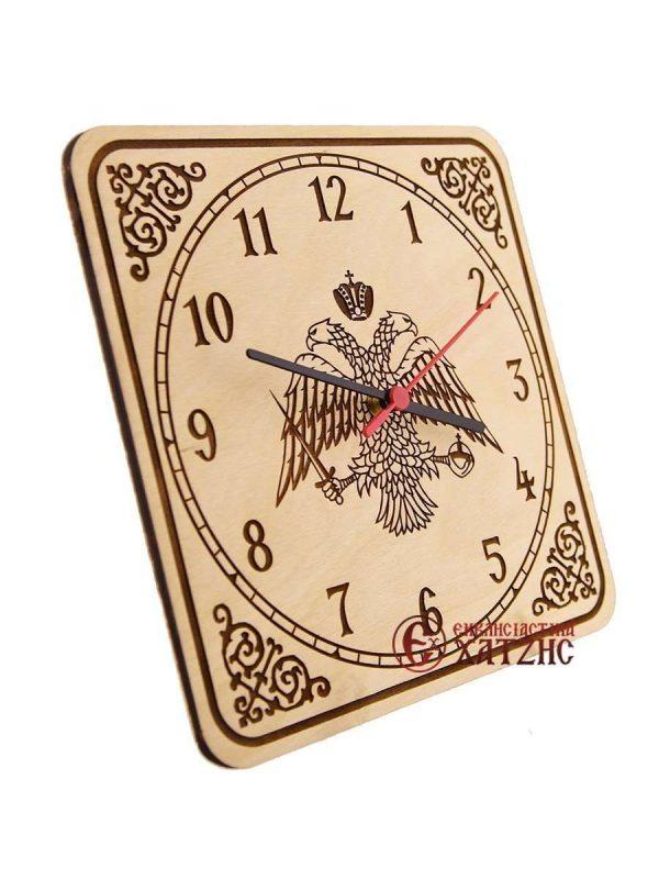 Ρολόι Τοίχου Δικέφαλος Αετός