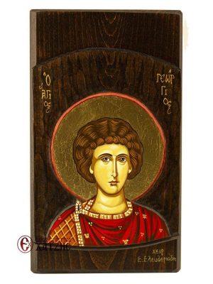 Άγιος Γεώργιος O Μεγαλομάρτυρας Αγιογραφία