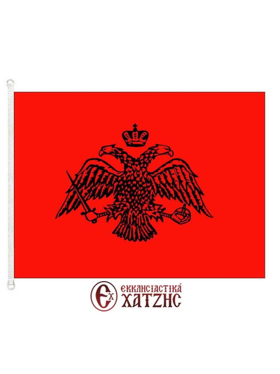 Σημαία Βυζαντίου Κόκκινη