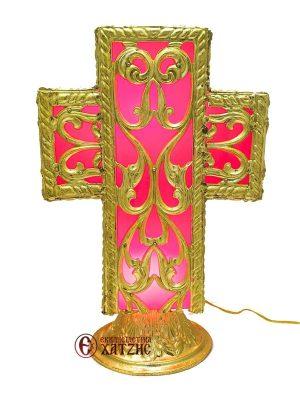 Σταυρός Τρούλου Φωτιζόμενος 179-03