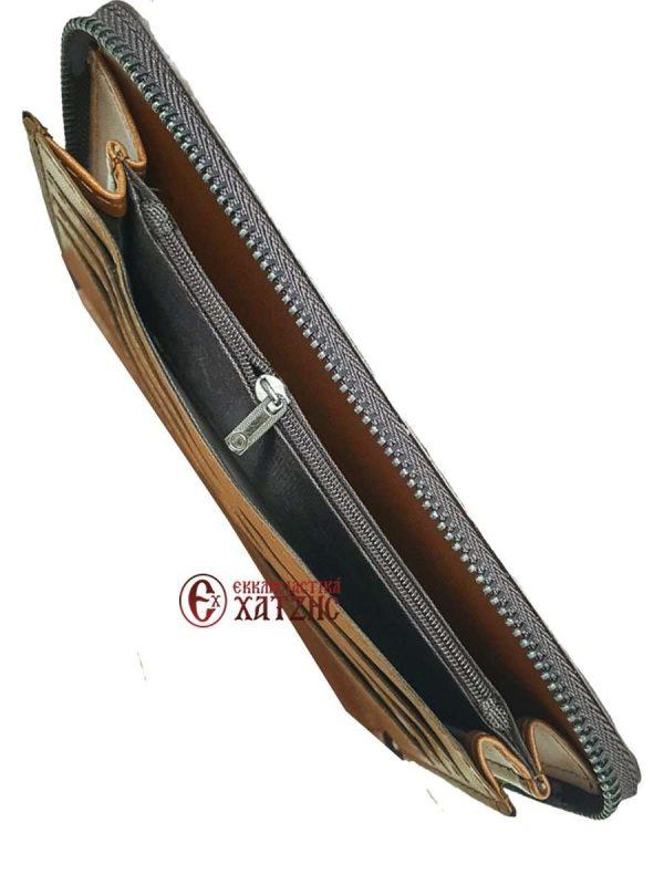 Τσαντάκι - Πορτοφόλι Δερματίνη 2456-2